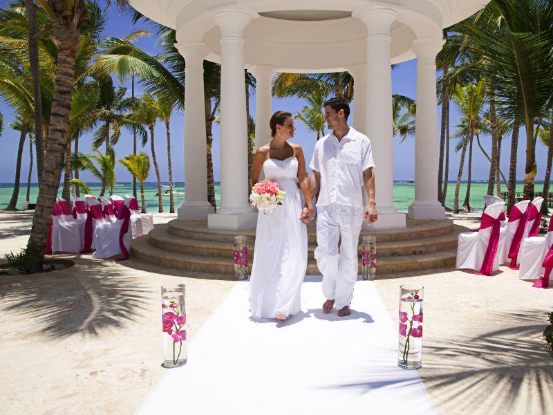 Доминикана вошла в список лучших свадебных направлений!