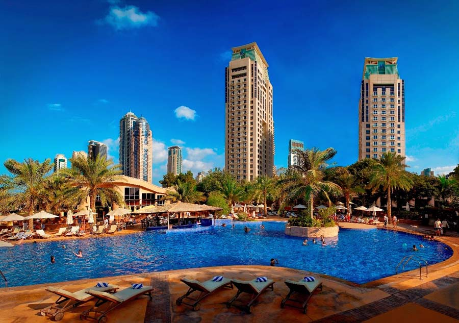 HABTOOR GRAND BEACH RESORT & SPA, AUTOGRAPH COLLECTION