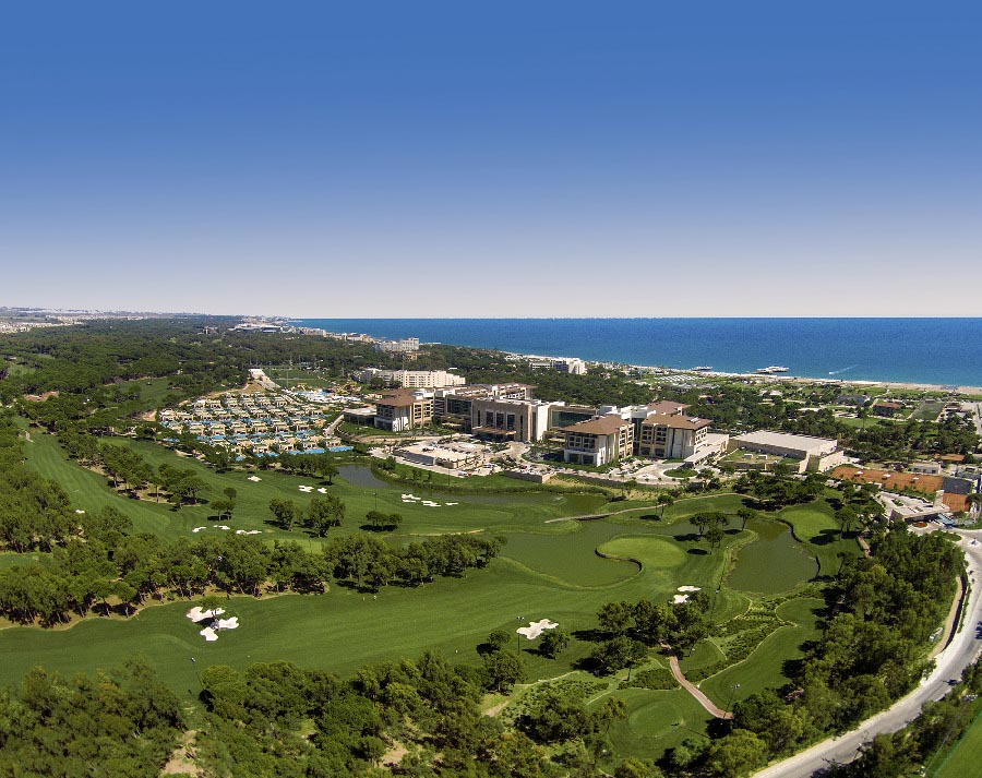 Regnum Carya Golf & SPA Resort Deluxe