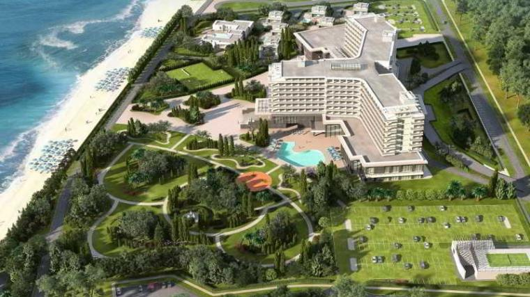 Radisson Blu Paradise Resort & Spa, Sochi