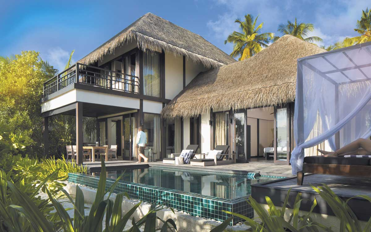 Outrigger Konotta Maldives Resort 5*+