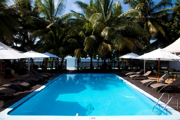 Le Relax Beach Resort 3*, Praslin