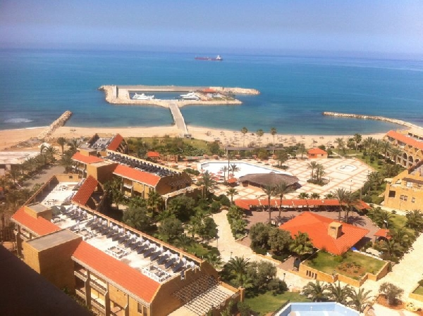 GOLDEN TULIP JIYEH MARINA 5* HOTEL & RESORT