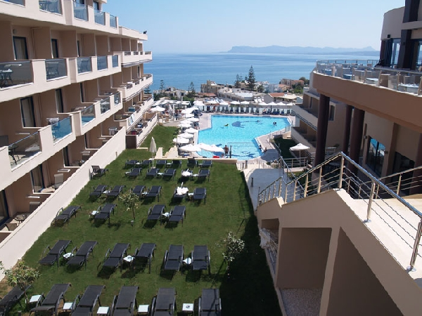 Galini Sea View 5*