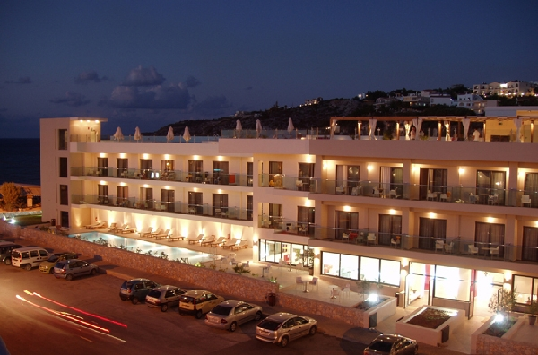 Almyrida Residence Boutique Hotel 4+*