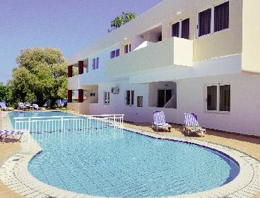 Thodorou Village Hotel-Apartments 3*