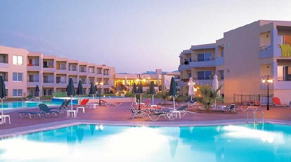 Apladas Beach Resort Hotel 4*