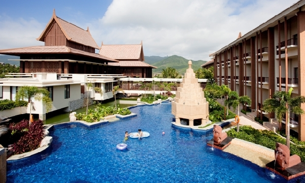 Pullman Sanya Yalong Bay Resort & Spa 5*