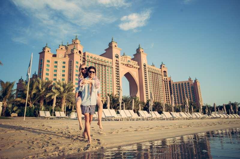Atlantis, The Palm Dubai и Flydubai: дети летят бесплатно!