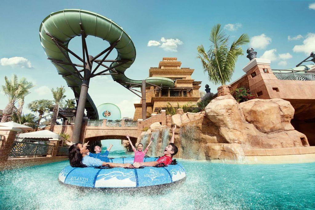 Акция. Посещение Atlantis Aquaventure в подарок от Эмирейтс