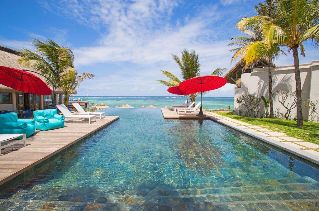 Акция для турагентств от C Mauritius